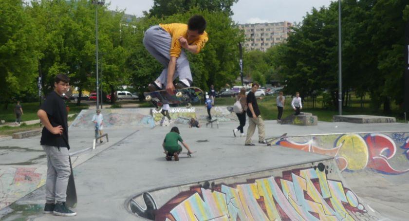 sport, Przystanek Polish Skate Zachodnim - zdjęcie, fotografia