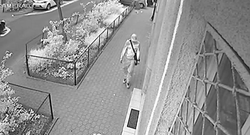 Bezpieczeństwo, Szukamy złodzieja rowerów - zdjęcie, fotografia