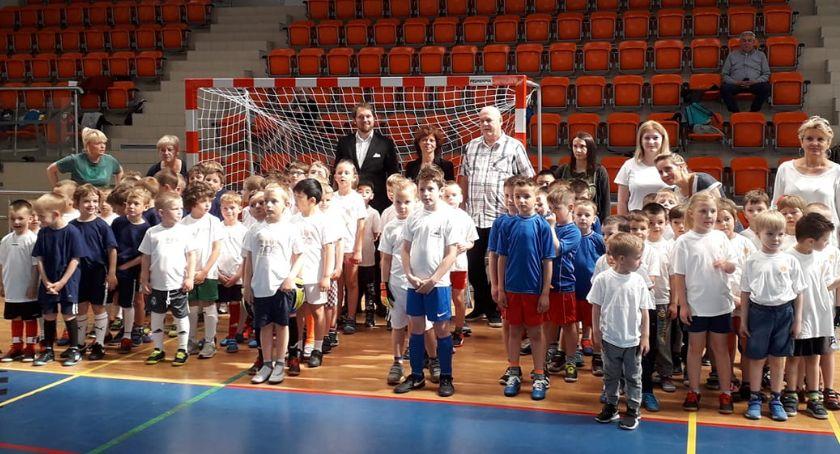 sport, Futbol przedszkolaków - zdjęcie, fotografia