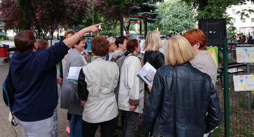 place i podwórka, Mieszkańcy decydują - zdjęcie, fotografia