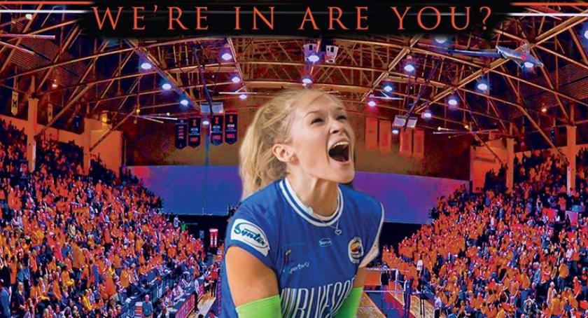 siatkówka, otwarcia sezonu siatkówki kobiet! - zdjęcie, fotografia