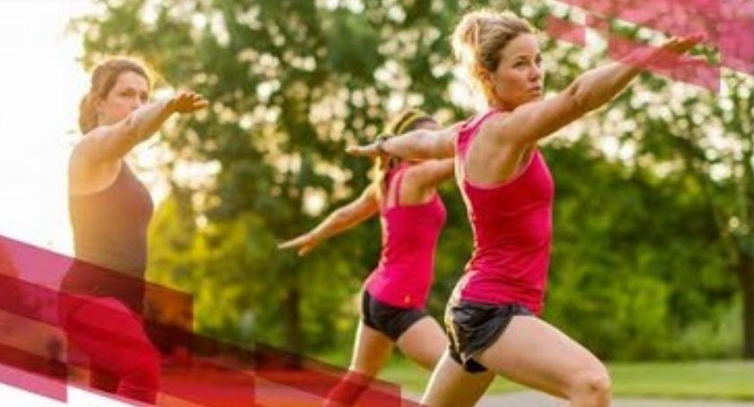 rekreacja, Zapraszamy panie treningi - zdjęcie, fotografia