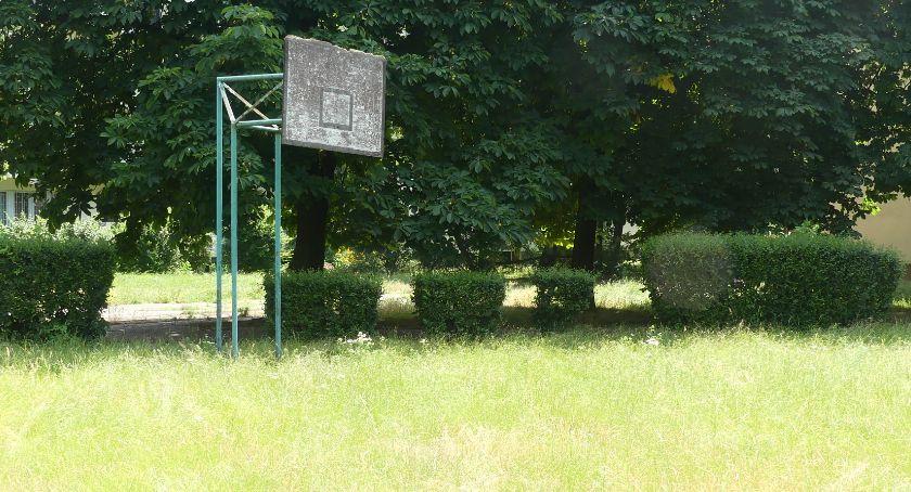 urządzenia publiczne, Koszykarstwo chaszczowe - zdjęcie, fotografia