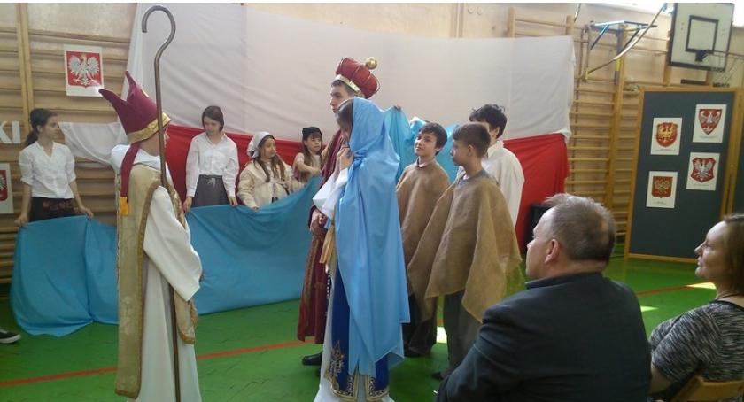 wydarzenia, Rocznica Chrztu Polski Konkurs Dzielnicowy - zdjęcie, fotografia