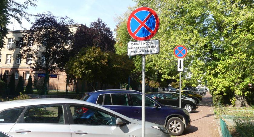 ulice, darują ulicy Radomskiej - zdjęcie, fotografia