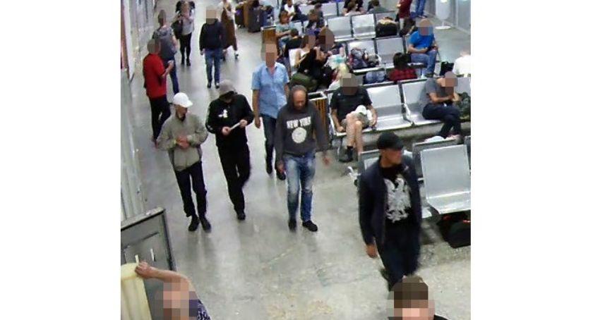 Bezpieczeństwo, Poszukiwani złodzieje torebek - zdjęcie, fotografia