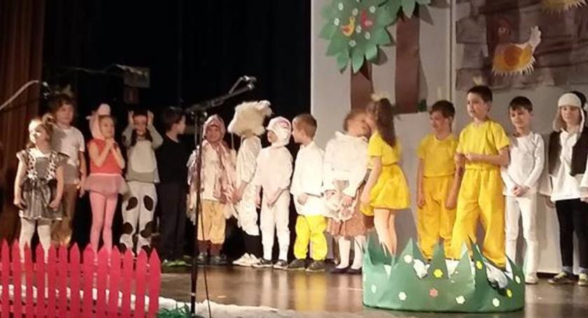 opieka nad dzieckiem, Festiwal Teatrzyków Przedszkolnych - zdjęcie, fotografia