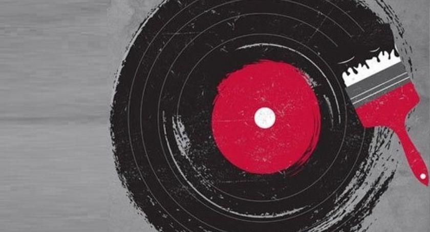 Muzyka, Winylowy Ochocie - zdjęcie, fotografia