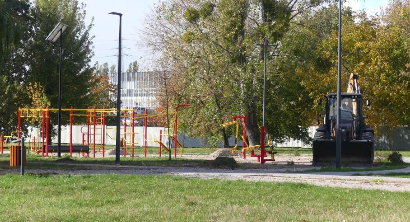 Park Zachodni, Zachodni ostanie podejście - zdjęcie, fotografia