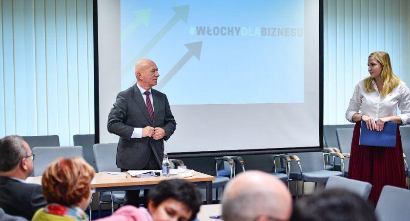 prawo, Trzecie Włochowskie Spotkanie Przedsiębiorców - zdjęcie, fotografia