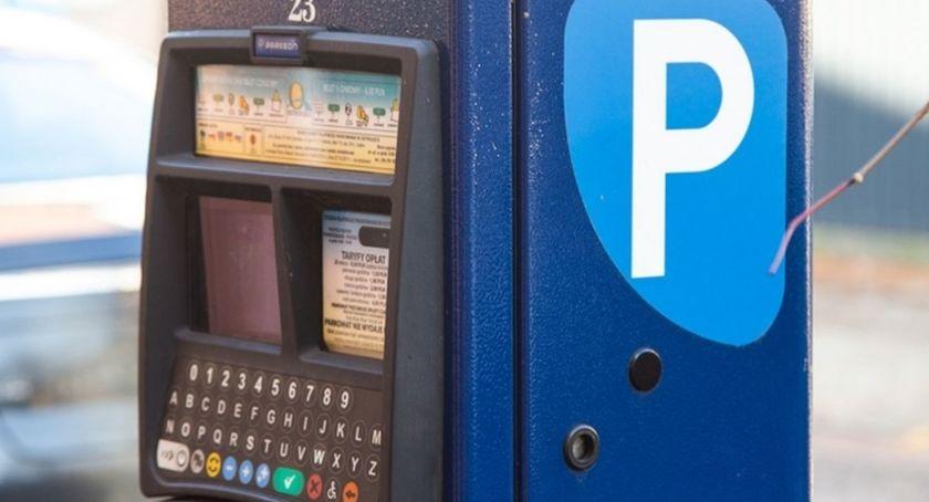 parkowanie, Kiedy Strefa Płatnego Parkowania Ochocie - zdjęcie, fotografia