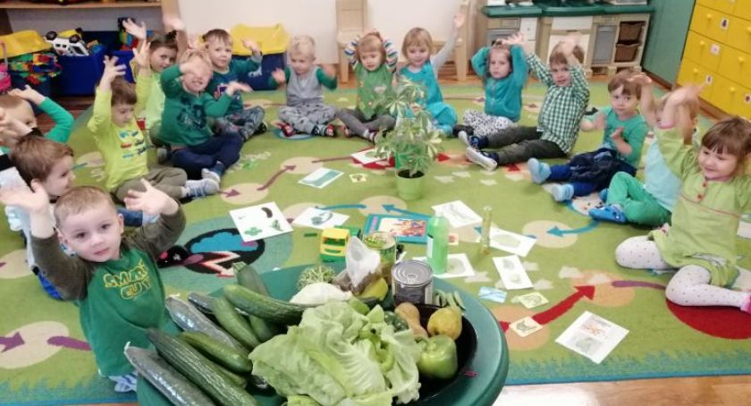 szkolnictwo, Kuchenne rewolucje przedszkolu - zdjęcie, fotografia