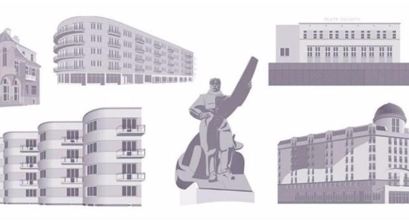 Historia, Ilustrowany atlas architektury Ochoty