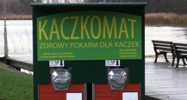 Budżet partycypacyjny -Kaczkomaty w parku Szczęśliwickim