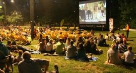 Budżet partycypacyjny -Kino plenerowe w parku Szczęśliwickim