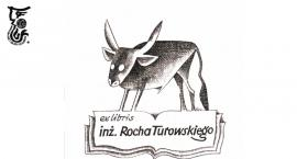 Wystawa ekslibrisów Stanisława Mrowińskiego w Warszawskiej Galerii Ekslibrisu