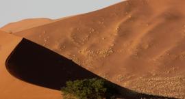 Slajdowisko - Namibia, Botswana - góry, przyroda, przestrzeń.