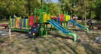 Pole Mokotowskie – nowy plac zabaw