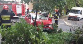 ZDM prowokuje wypadki i nie tylko na Białobrzeskiej