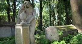 Z cyklu Kresy moja miłość - znane i nieznane cmentarze