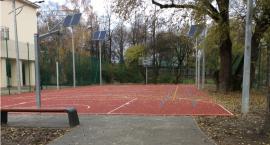 Nowe boisko na Rakowcu