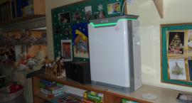 W ochockich przedszkolach zainstalowano oczyszczacze powietrza