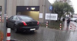 Zieleniak - parkowanie na  i wokół