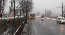 Grójecka - nowa pętla autobusowa ,czy niepotrzebny trzeci pas ruchu?