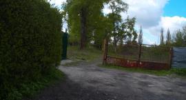 Fort Szczęśliwice  opuszczony i niezabezpieczony.