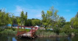 Baseny w Parku Szczęśliwickim już otwarte.