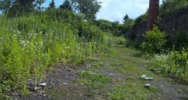 Śmigłowca opuszczony i zapomniany fort .