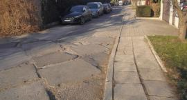 Jedna ulica i dwie odmienne perspektywy.