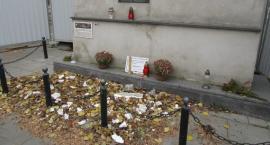 Dbałość o pomniki w naszej dzielnicy .