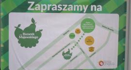 Reklama Bazaru na Majewskiego