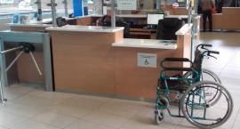 Pływalnia OSiR Ochota jeszcze bardziej przyjazna osobom niepełnosprawnym
