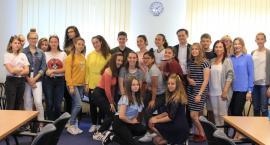 Hiszpańscy uczniowie we Włochach