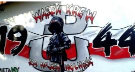 Budżet partycypacyjny -Ochota na graffiti