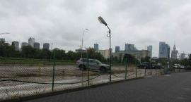 Nad ulicą Spiską i jej okolicami zaczęło się przejaśniać