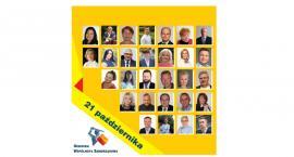 Lista kandydatów Ochockiej Wspólnoty Samorządowej