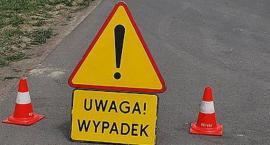 O krok od tragedii na ulicy Sąchockiej!