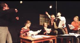 Spektakl Audycja na scenie DK Włochy