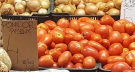 Śniadaniowa szakszuka z pomidorów