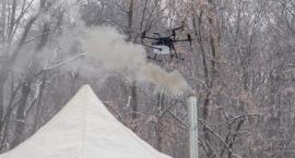 Drony wykryją nielegalne paleniska