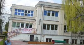 Pierwszy dzień strajku szkolnego na Ochocie