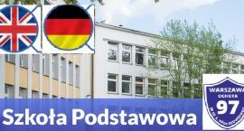 Jedyna na Ochocie szkoła z oddziałami dwujęzycznymi