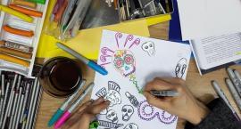 Warsztaty ilustracji ponownie w Bibliotece Pod Skrzydłami