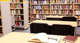 Sobotnie przedpołudnia w bibliotece