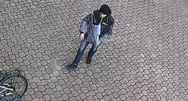 Poszukiwany złodziej hulajnogi