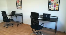 Przestrzeń Biznesu - biura i biurka do wynajęcia.