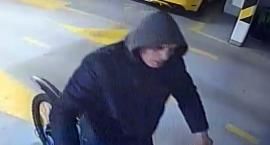 Poszukiwany złodziej rowerów z Włodarzewskiej